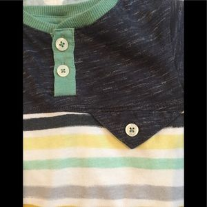 OshKosh B'gosh Bottoms - Boys shorts and tee set